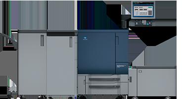 Máquina de la línea de producción de portadas en Tubookdigital
