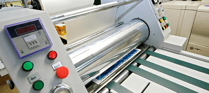 Maquina plastificadora en Tubookdigital