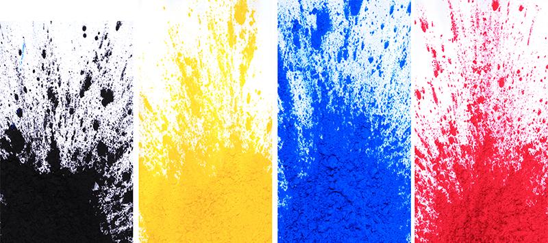Toner Simitri © HD para producir partículas más pequeñas y más consistentes en forma para aumentar la resolución de la impresión en Tubookdigital